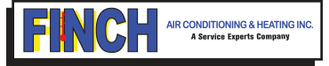 Finch Air Conditioning & Heating Inc Logo